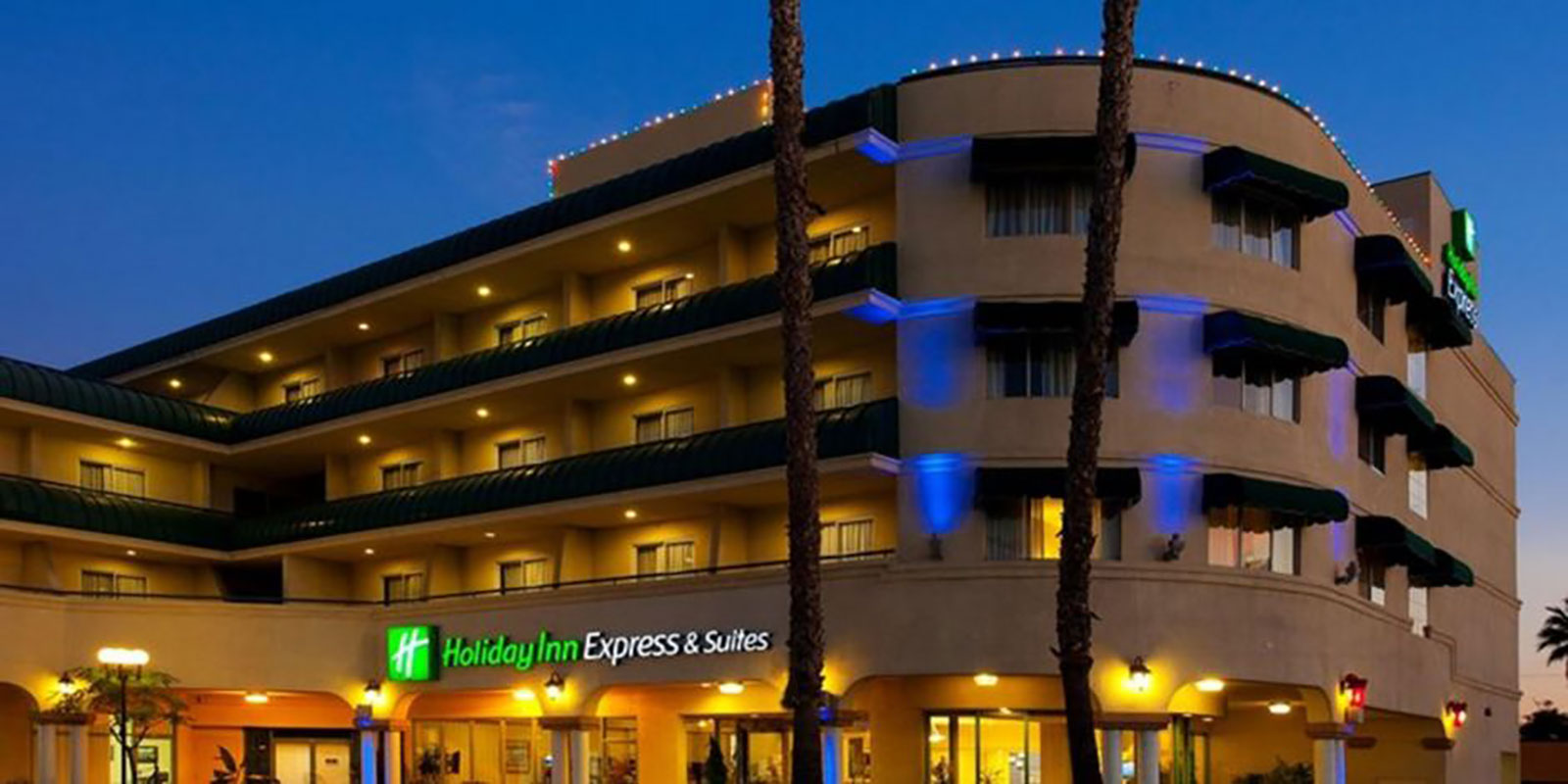 Holiday Inn Express Pasadena 2