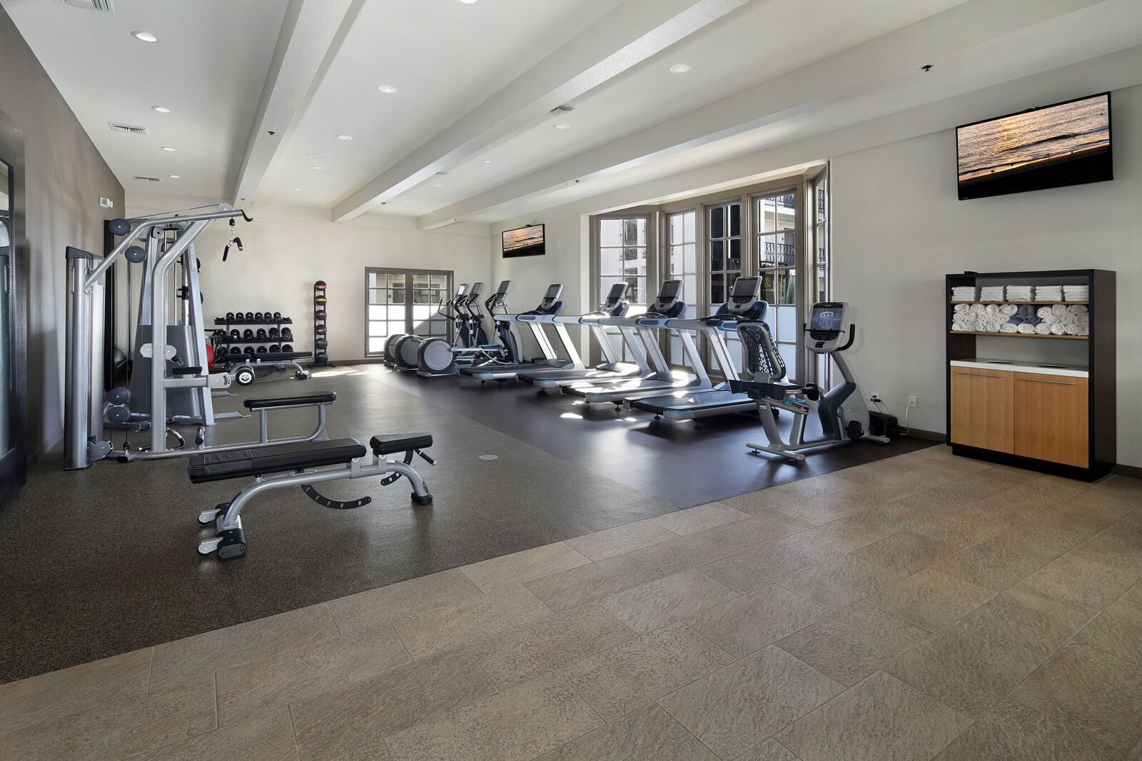 PLMDR - gym